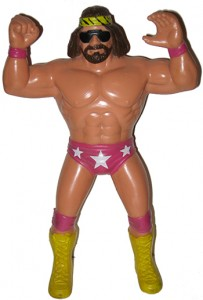 LJN WWF Wrestling Superstars Figures - The Best Wrestling Toys Ever? 1