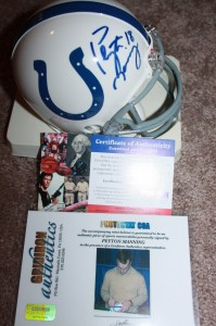 Peyton Manning Cards, Rookie Cards and Memorabilia Buying Guide 57
