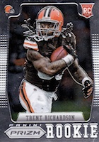 Trent Richardson Cards, Rookie Cards and Autographed Memorabilia Guide