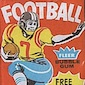 Visual Guide to Vintage Football Card Wrappers - Leaf, Bowman, Philadelphia and Fleer