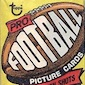Visual History to Topps Vintage Football Wrappers: 1950 -1980