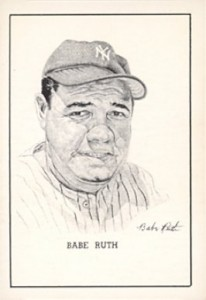 Babe Ruth Baseball Cards and Memorabilia Guide 24