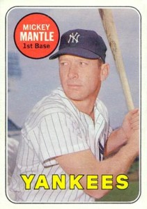 Comprehensive Guide to 1960s Mickey Mantle Cards 239