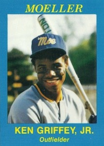 Ken Griffey Jr. Minor League and Pre-Rookie Card Guide 14