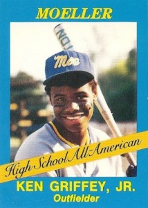 Ken Griffey Jr. Minor League and Pre-Rookie Card Guide 15
