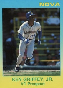 Ken Griffey Jr. Minor League and Pre-Rookie Card Guide 10