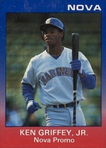 Ken Griffey Jr. Minor League and Pre-Rookie Card Guide 11