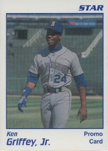 Ken Griffey Jr. Minor League and Pre-Rookie Card Guide 13