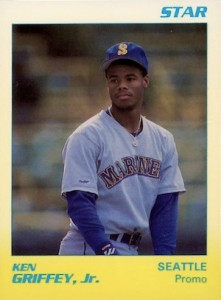 Ken Griffey Jr. Minor League and Pre-Rookie Card Guide 12