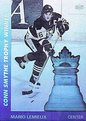 1991-92 Upper Deck Hockey Cards 25