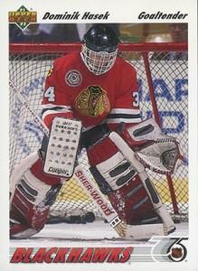 1991-92 Upper Deck Hockey Cards 22