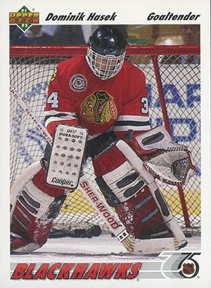 1991-92 Upper Deck Hockey Cards 8