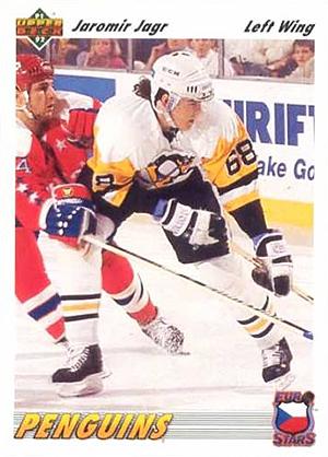 1991-92 Upper Deck Hockey Cards 26