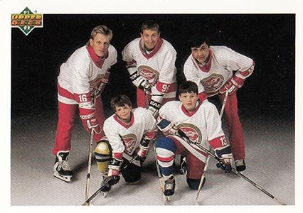 1991-92 Upper Deck Hockey Cards 28