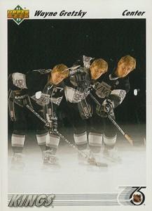 1991-92 Upper Deck Hockey Cards 3