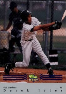Derek Jeter Minor League Cards Guide  2