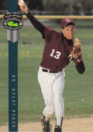 Top Derek Jeter Minor League Cards to Collect 3