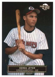Derek Jeter Minor League Cards Guide  18