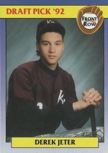 Derek Jeter Minor League Cards Guide  8