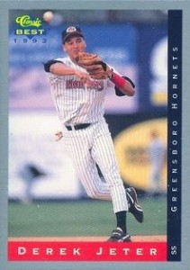 Derek Jeter Minor League Cards Guide  21