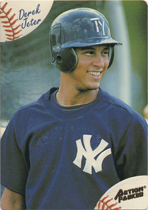 Top Derek Jeter Minor League Cards to Collect 23