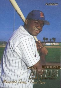 1997 Fleer David Ortiz RC
