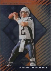 2000 Leaf Limited Tom Brady