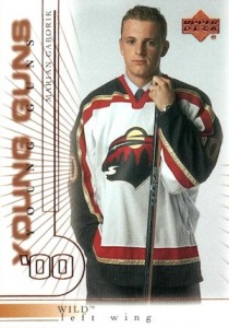 2000 01 Upper Deck Young Guns Marian Gaborik 210x300 Image
