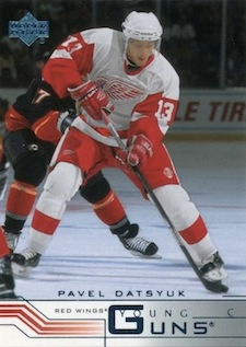 Top 10 Upper Deck Hockey Young Guns Rookie Cards 6