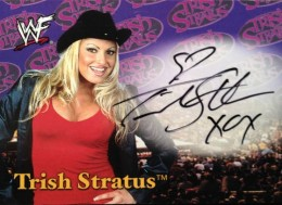 Trish Stratus Wrestling Cards, Autograph and Memorabilia Guide 2