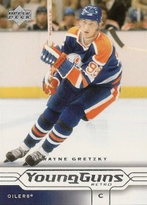 2004 05 Upper Deck Young Guns Wayne Gretzky 215x300 Image