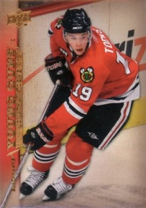 2007 08 Upper Deck Young Guns Jonathan Toews 211x300 Image