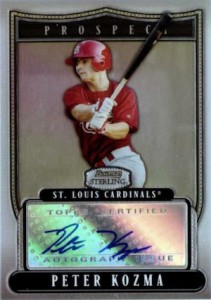 St. Louis Cardinals Rookie Cards – 2013 World Series Edition 5