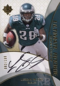 LeSean McCoy Cards and Memorabilia Guide 3