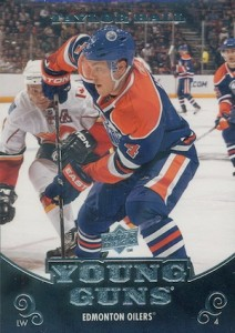 2010 11 Upper Deck Young Guns Taylor Hall 212x300 Image
