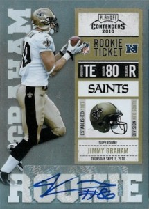 Jimmy Graham Rookie Cards Guide 3