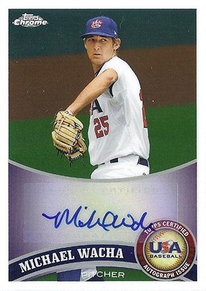 Michael Wacha Rookie Cards and Prospect Cards Guide 4
