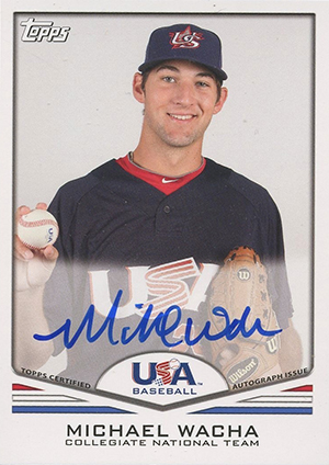 Michael Wacha Rookie Cards and Prospect Cards Guide 5