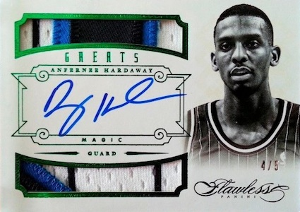 2012-13 Panini Flawless Basketball Hot List 2
