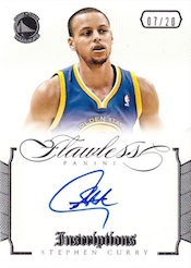 2012-13 Panini Flawless Basketball Cards 30