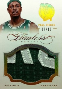 2012-13 Panini Flawless Basketball Hot List 3