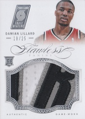 2012-13 Panini Flawless Basketball Cards 35