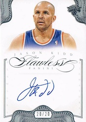 2012-13 Panini Flawless Basketball Cards 25