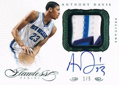 2012-13 Panini Flawless Basketball Cards 36