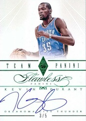 2012-13 Panini Flawless Basketball Cards 37