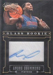 2012-13 Panini Timeless Treasures Andre Drummond