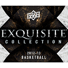 2012-13 Upper Deck Exquisite Basketball Cards