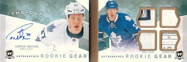 2012-13 Upper Deck The Cup Hockey 25