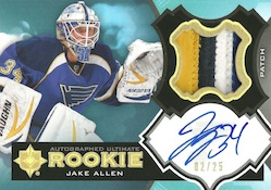 2012-13 Upper Deck The Cup Hockey 40