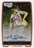 Michael Wacha Rookie Cards and Prospect Cards Guide